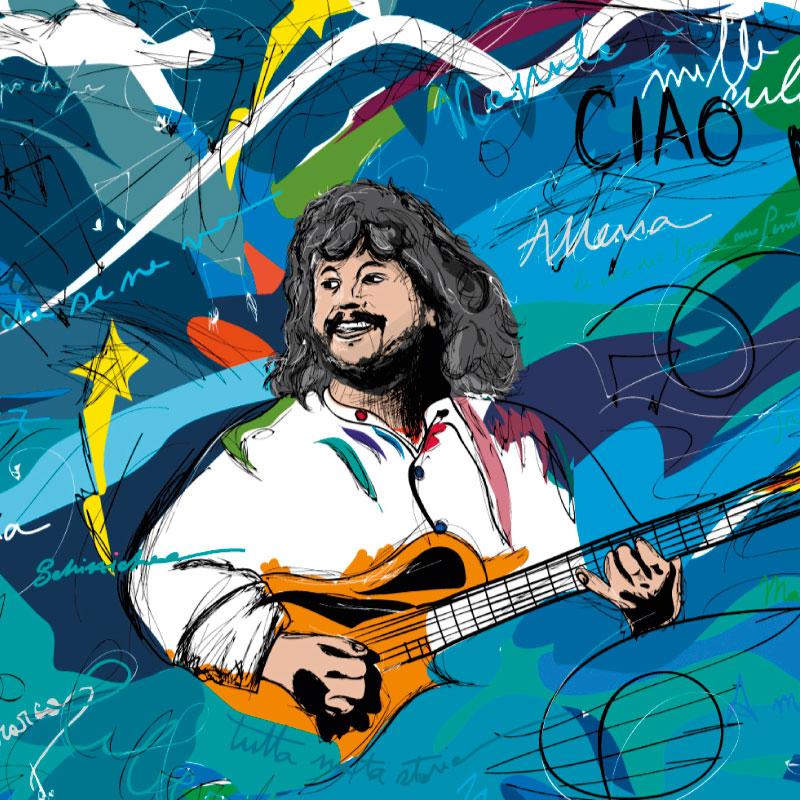 Pino Daniele Mille sfumature di Blues, diana petrarca, blues, musica, tributo, pino daniele, chitarra, napoli